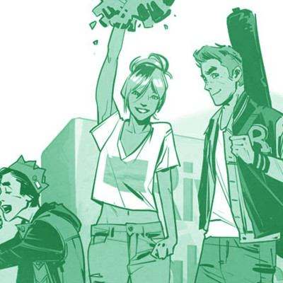 012 – Righting Riverdale: A Better Blueprint for Archie Kickstarter Success