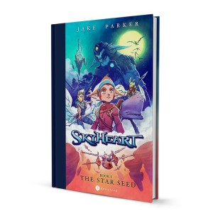 SkyHeart Book Mock-Up