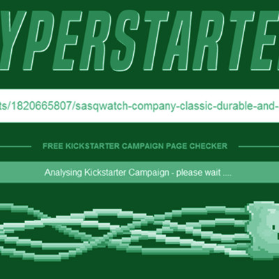 039 – Inside Hyperstarter, a New Kickstarter Diagnostic Tool for Crowdfunders with Giles Dawe