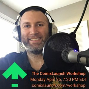 The ComixLaunch Workshop