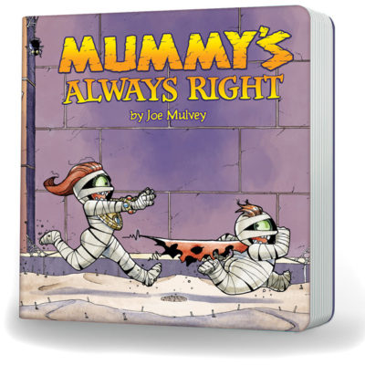 ComixLaunch Bonus 002: [Case Study] From Comics to Children's Books on Kickstarter with Joe Mulvey of Mummy's Always Right