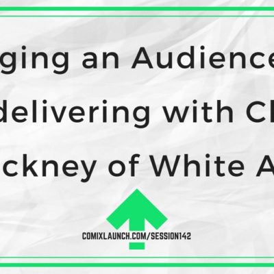 142 – Engaging an Audience and Overdelivering with Charlie Stickney of White Ash