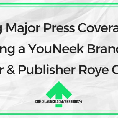 Getting Major Press Coverage and Building a YouNeek Brand with Writer & Publisher Roye Okupe