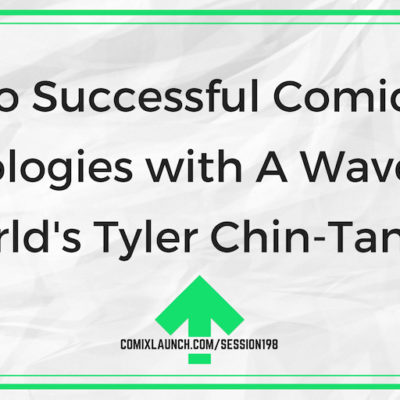 Keys to Successful Comic Book Anthologies with A Wave Blue World's Tyler Chin-Tanner