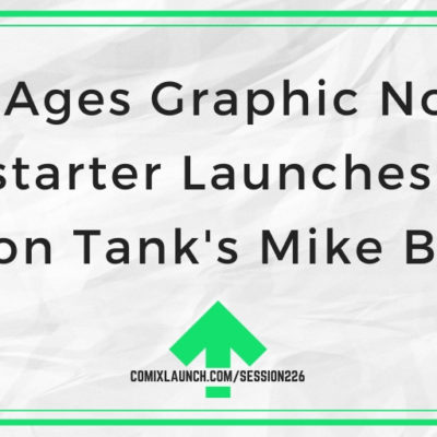 All-Ages Graphic Novel Kickstarter Launches with Action Tank's Mike Barry
