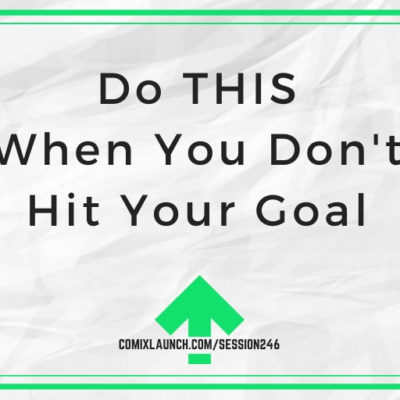 Do THIS When You Don't Hit Your Goal