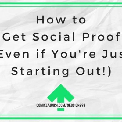 How to Get Social Proof (Even if You're Just Starting Out!)