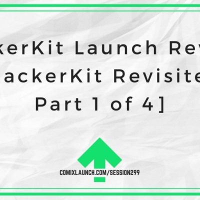 BackerKit Launch Review [BackerKit Revisited Part 1 of 4]
